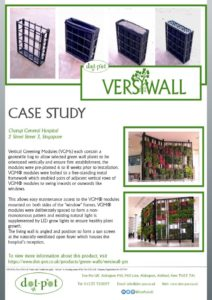 thumbnail of Dot-Pot Case Study – VersiWall GM – Changi General Hospital Singapore