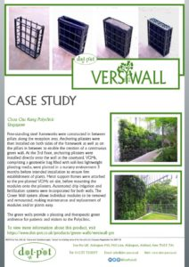 thumbnail of Dot-Pot Case Study – VersiWall GM – Choa Chu Kang Polyclinic Singapore