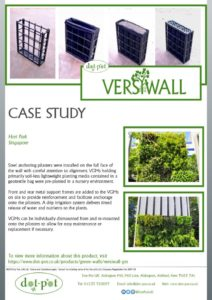 thumbnail of Dot-Pot Case Study – VersiWall GM – Hort Park Singapore