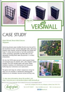 thumbnail of Dot-Pot Case Study – VersiWall GM – Hotel Michael Resort World Sentosa Singapore