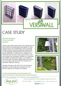 thumbnail of Dot-Pot Case Study – VersiWall GM – One North Residences Singapore