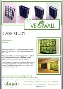 thumbnail of Dot-Pot Case Study – VersiWall GM – West Coast Plaza Singapore
