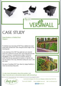 thumbnail of Dot-Pot Case Study – VersiWall GP – Shelford Road Singapore